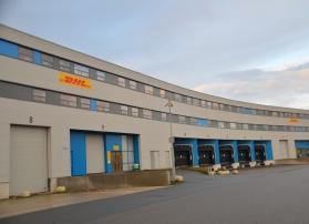 DHL Supply Chain Eindhoven, DHL Supply Chain Eindhoven