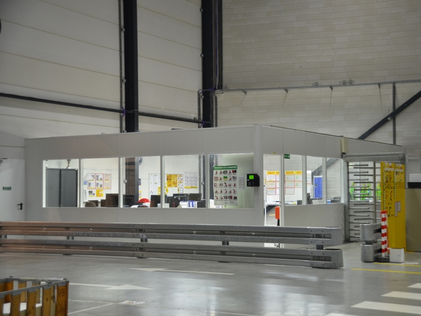DHL Supply Chain Eindhoven, Nieuwbouwproject compleet afgebouwd
